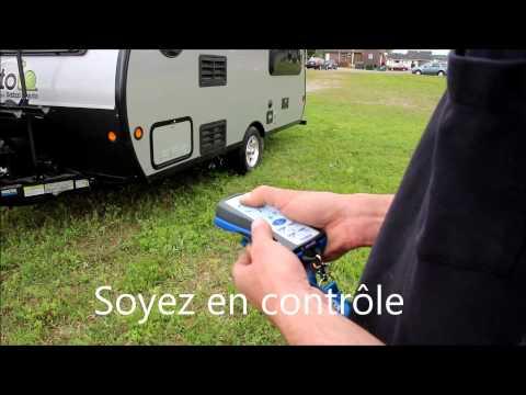 Déplace Caravane/ Caravan Mover System Safari Condo