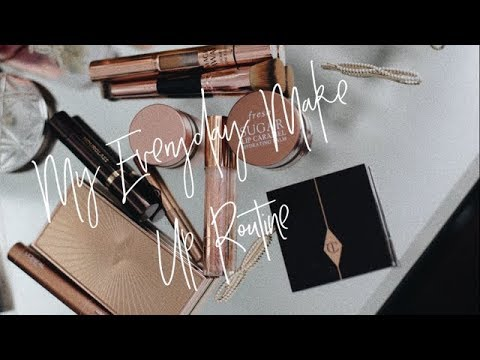 My Everyday Make Up Routine