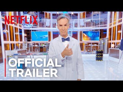 Bill Nye Saves the World - Season 2   Official Trailer [HD]   Netflix