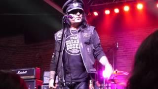 Faster Pussycat - Cathouse - June 4, 2016 - Farm Rock Nashville