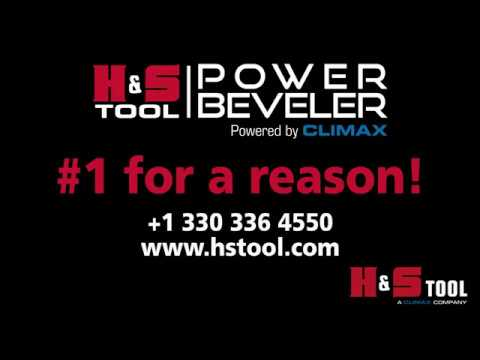 Pipe Bevelers | H&S Power Beveler