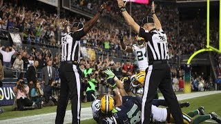 Most Controversial Calls In Football History (NFLNCAA)
