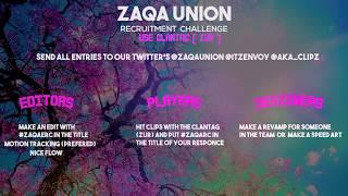 Zaqa Union Comeback RC (ZUR) [OPEN] #ZaqaRC @ZaqaUnion @ItzEnvoY @Flux_m8