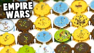 MASSIVE EMPIRE WARS! Dragons vs Zombie Army! (Circle Empires Update Gameplay)