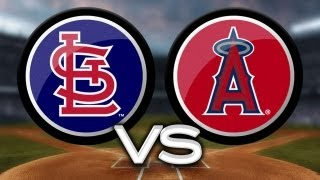 7/4/13: Angels rally in ninth to walk off on Cards