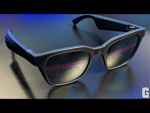 External Review Video hYbF5v6HbpM for Bose Frames (Alto, Rondo) Audio Augmented Reality Sunglasses
