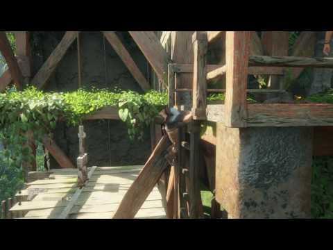 秘境探險 4 - 偷吃橡膠果實的奈特