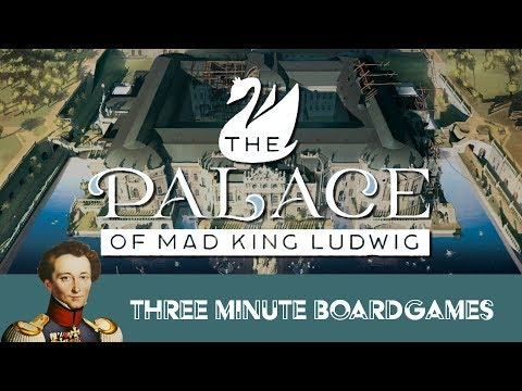 The Palace of Mad King Ludwig in about 3 minutes