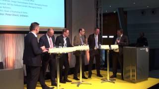 VISION Show 2016: VDMA MV Panel Discussion