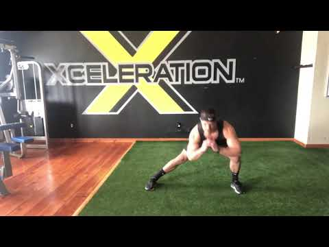 Side Lunge to Squat Jump