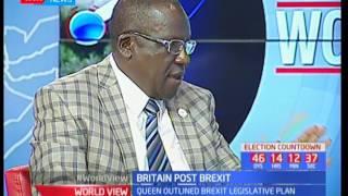Britain Post Brexit: Mat urges unity after June 8th vote