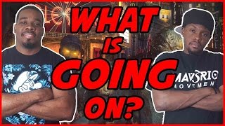 WHAT IN THE WORLD IS GOING ON!?! -  Black Ops 3 Zombies Gameplay