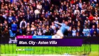 Manchester City - Aston Villa élőben A DIGI Sport 1-en!
