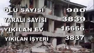düzce depremi düzce düzce deprem görüntüleri gölcük depremi