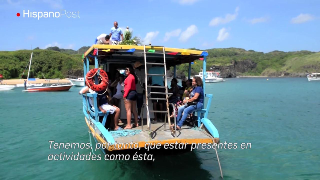 San Pedro, el patrón de los pescadores se celebra con una procesión en el mar