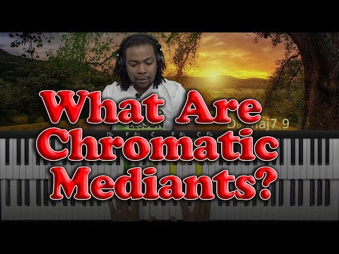 #66: Chromatic Mediants Explained