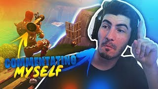 COMMENTATING OVER MY OWN GAMEPLAY!!