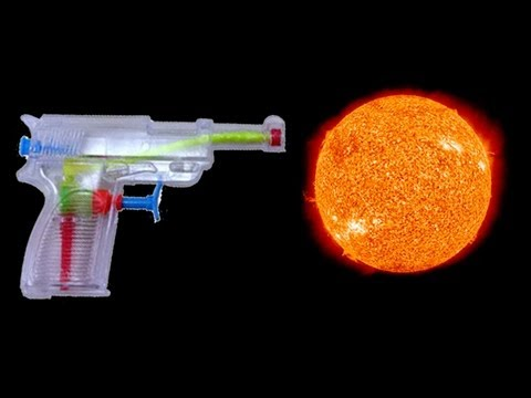 Guns In Space, And How To Kill Our Sun
