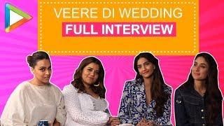 Entertainment at its best   Kareena   Sonam   Swara   Shikha
