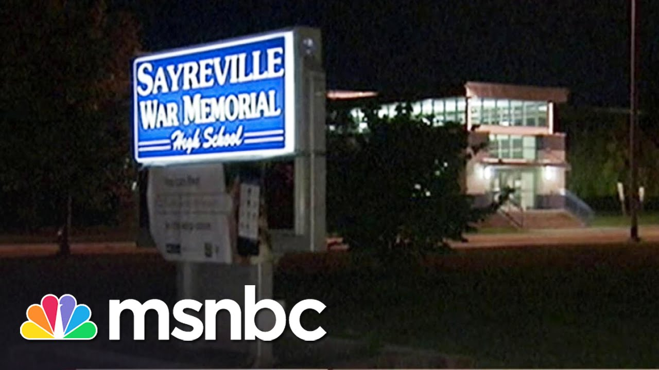 NJ H.S Football Players Charged With Hazing, Assult | msnbc thumbnail