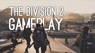The Division 2 Gameplay: The Division 2 Gameplay Trailer at E3 2018 Xbox Conference