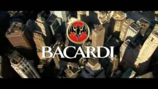 Bacardi TV Commercial: Beach Roof 2010 (Justin Bratton)