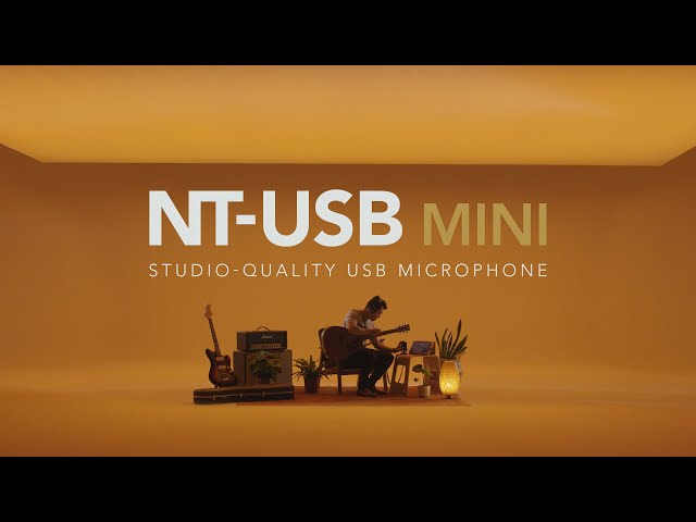 Rode NT USB Mini USB mikrofon Streaming tilbehor |