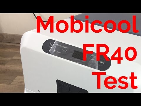 Mobicool FR40 Test - Unsere Erfahrung mit der Kompressor Kühlbox