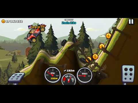 Hill Climb Racing 2 - Favourite Event Is Back