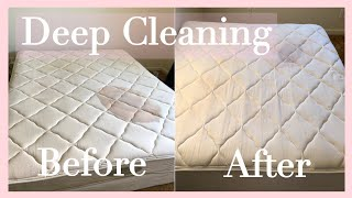 Stain Mattress? Carpet Extractor Deep Cleaning