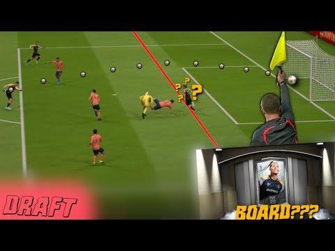 EA MI UKRADLA GÓL A DALA BOARD ZE SILVER PACKU! [FIFA 20 DRAFT]