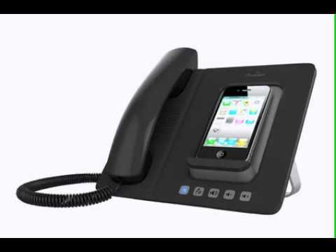 iFusion: estación de acoplamiento para el iPhone.