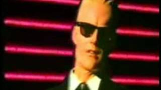 Max Headroom Trio Da Da Da Music Video