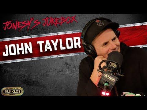 John Taylor In-Studio with Jonesy
