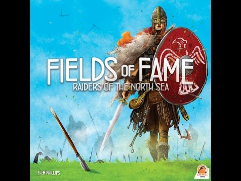 The Purge: # 1253 Raiders of the North Sea: Fields of Fame: An expansion to the classic game that will have you dealing with your own Jarl