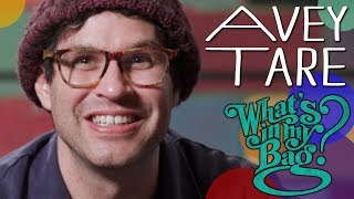 Avey Tare   What's In My Bag?