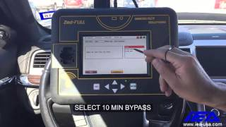 LINCOLN MKS-2009-10 MIN BYPASS KEY PROGRAMMING WITH ZED-FULL