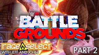 WWE 2K Battlegrounds (The Dojo) Let's Play - Part 2