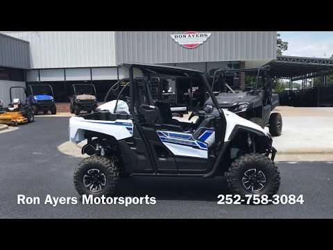 2019 Yamaha Wolverine X2 R-Spec in Greenville, North Carolina - Video 1