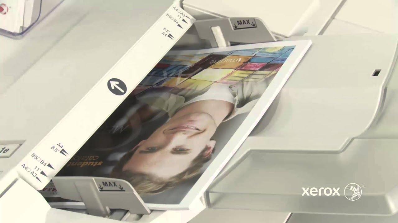 Xerox D95A/D110/D125 Copier Printer for Light Production
