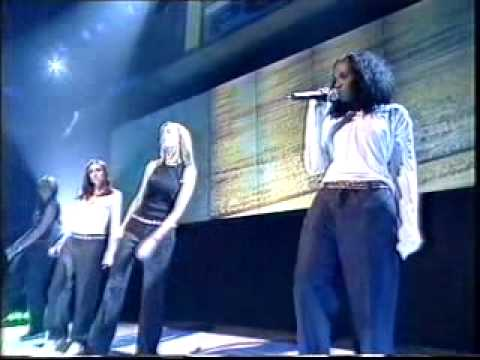 All Saints - Pure Shores - Live On TOTP