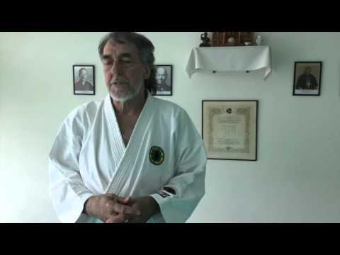 Kyoshi Vitus Bilking interview 2 – Engelsk