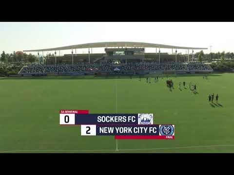 2019 Development Academy Finals: U18/19 Semifinal - New York City FC vs Sockers FC