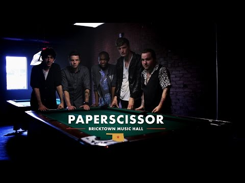 Paperscissor on the Chevy Music Showcase