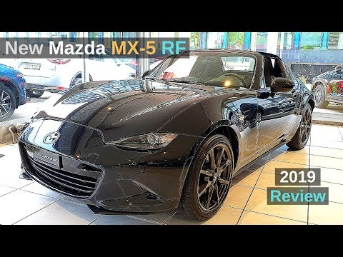 New Mazda MX-5 RF 2019 Review Interior Exterior