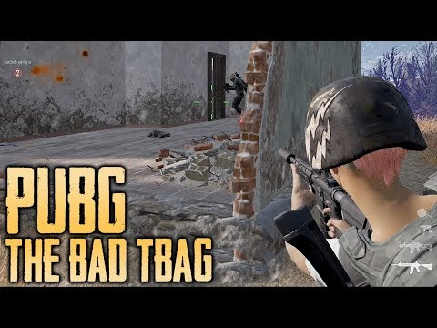 PUBG - I T-Bagged Myself Out of the Lobby! (Playerunknown's Battlegrounds)