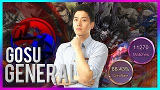 (6/17) Global Victory No.29 Mythical Glory / USA No.1 Claude/Kimmy ㅣ Mobile Legends