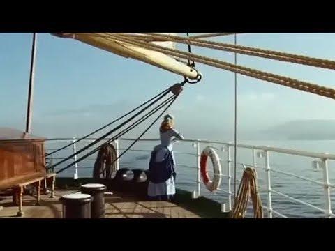 Однажды морем я плыла...