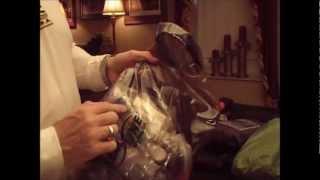 Ronstan 55 Liter Dry Backpack/Duffle