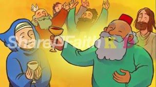 Jesus Turns Water To Wine John 2 Sunday School Lesson Resource